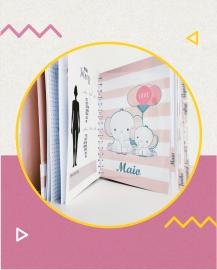 capas personalizadas para cadernos